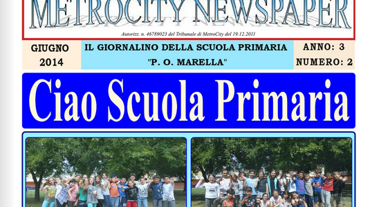Metrocity newspaper anno III numero 2