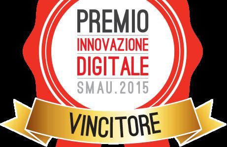 App dell'istituto premiata a SMAU Milano 2015